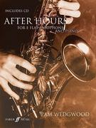 After Hours For Alto Saxophone And Piano