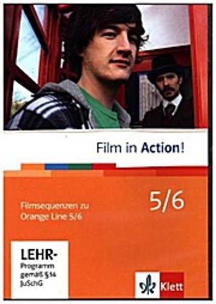 Orange Line. Film in Action! Video-DVD zu Orang...