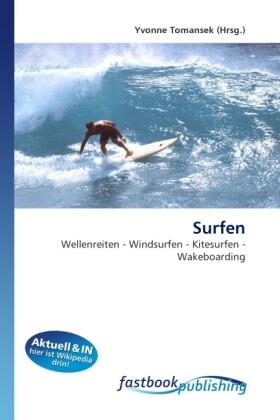 Surfen als Buch von Yvonne Tomansek