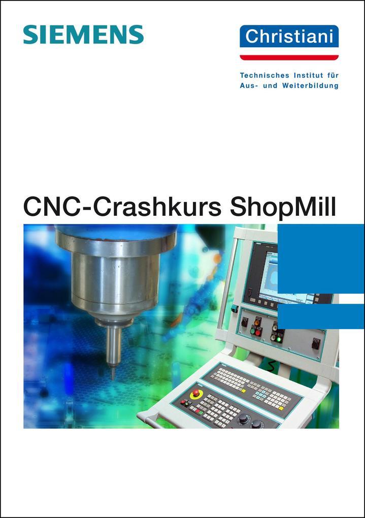CNC-Crashkurs ShopMill als Buch