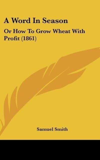 A Word In Season als Buch von Samuel Smith - Samuel Smith