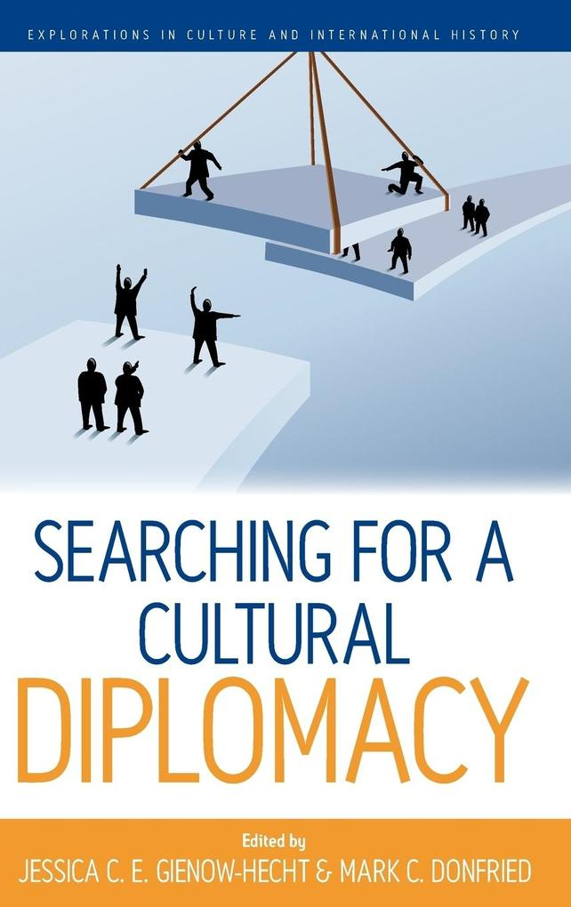 Searching for a Cultural Diplomacy als Buch von