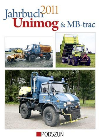 Jahrbuch Unimog & MB-trac 2011 als Buch von Gün...