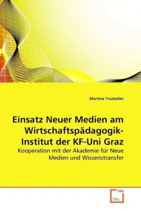 Einsatz Neuer Medien am Wirtschaftspädagogik-In...