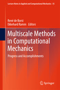 Multiscale Methods in Computational Mechanics