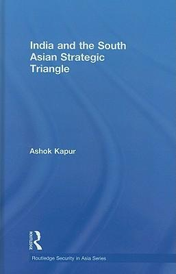 India and the South Asian Strategic Triangle als Buch (gebunden)
