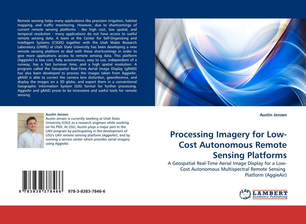 Processing Imagery for Low-Cost Autonomous Remo...