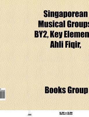 Singaporean musical groups als Taschenbuch von