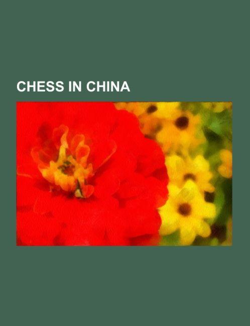 Chess in China als Taschenbuch von