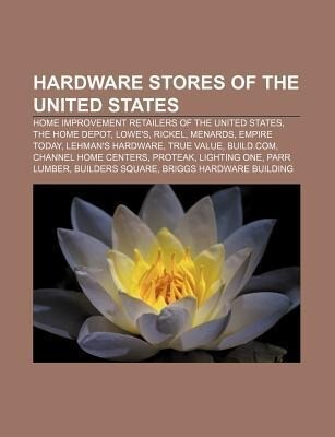 Hardware stores of the United States als Tasche...