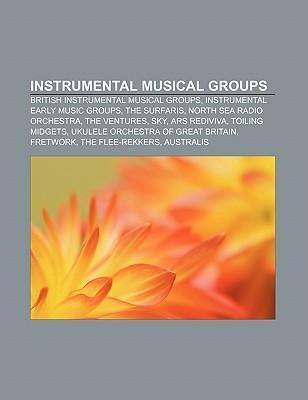 Instrumental musical groups als Taschenbuch von