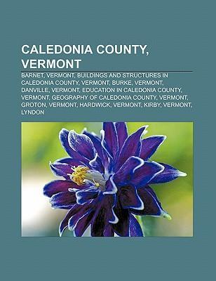 Caledonia County, Vermont als Taschenbuch von