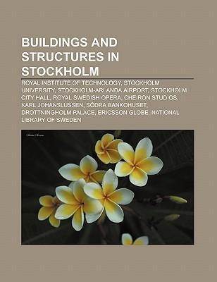 Buildings and structures in Stockholm als Taschenbuch von