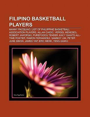 Filipino basketball players als Taschenbuch von