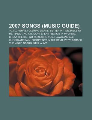 2007 songs (Music Guide) als Taschenbuch von