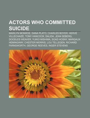 Actors who committed suicide als Taschenbuch von