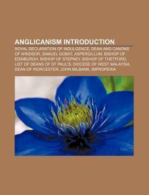 Anglicanism Introduction als Taschenbuch von