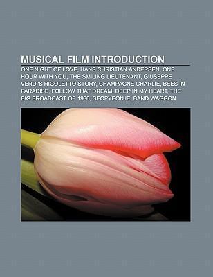 Musical film Introduction als Taschenbuch von