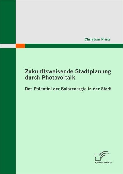 Zukunftsweisende Stadtplanung durch Photovoltai...