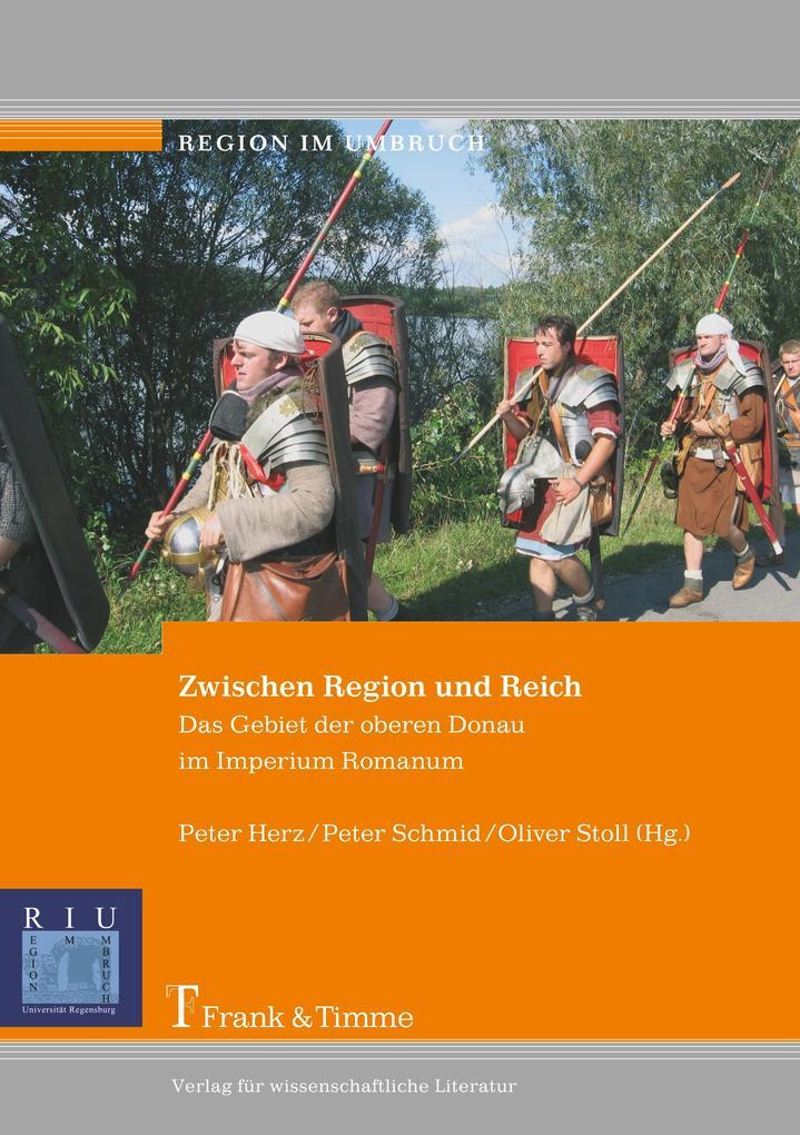 Zwischen Region und Reich als Buch von