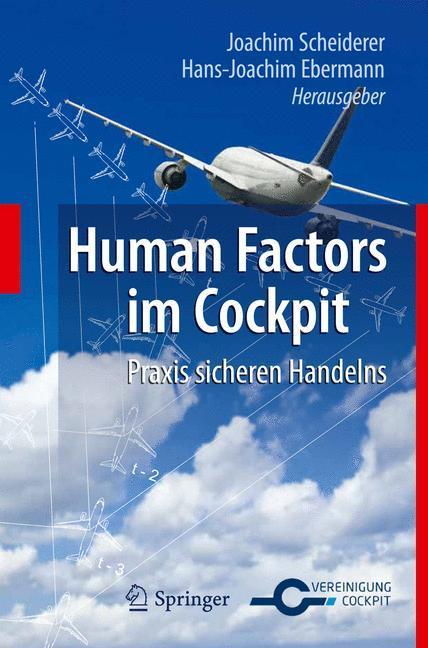 Human Factors im Cockpit als Buch