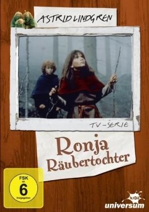 Ronja Räubertochter - TV-Serie als DVD