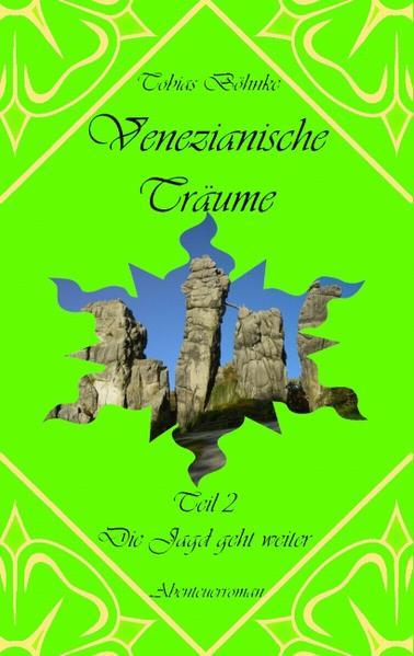 Venezianische Träume 2 als Buch von Tobias Böhnke