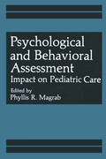 Psychological and Behavioral Assessment: Impact on Pediatric Care