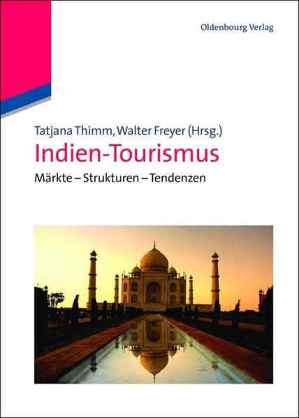 Indien-Tourismus als Buch von