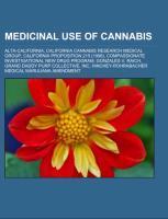 Medicinal use of cannabis als Taschenbuch von