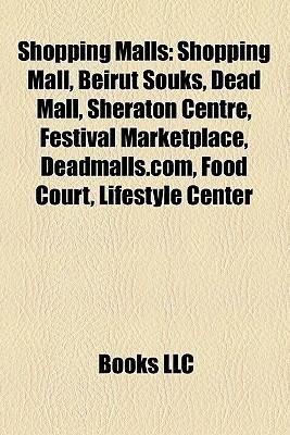 Shopping malls als Taschenbuch von