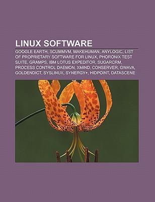 Linux software als Taschenbuch von