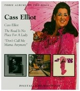 Cass Elliot / The Road Is No Place For A Lady / Don't Call Me Mama Anymore