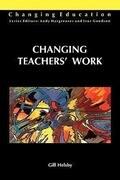 Changing Teachers' Work