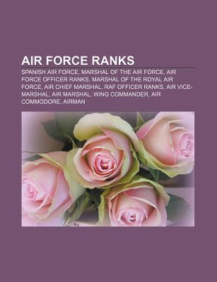 Air force ranks als Taschenbuch