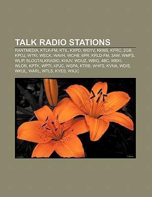 Talk radio stations als Taschenbuch von