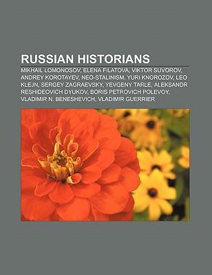 Russian historians als Taschenbuch von