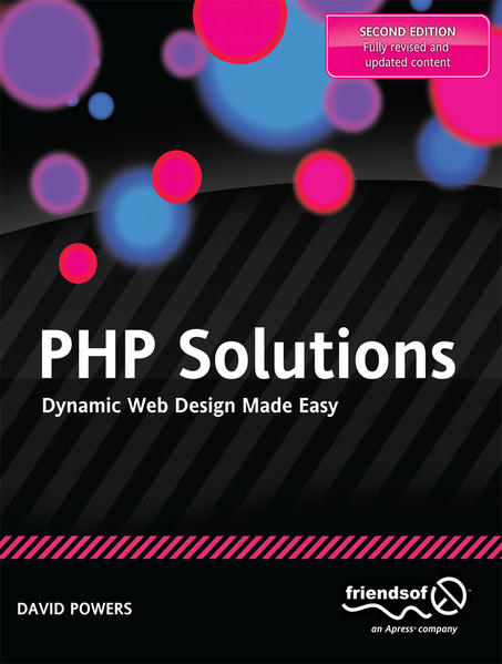 PHP Solutions als Buch von David Powers
