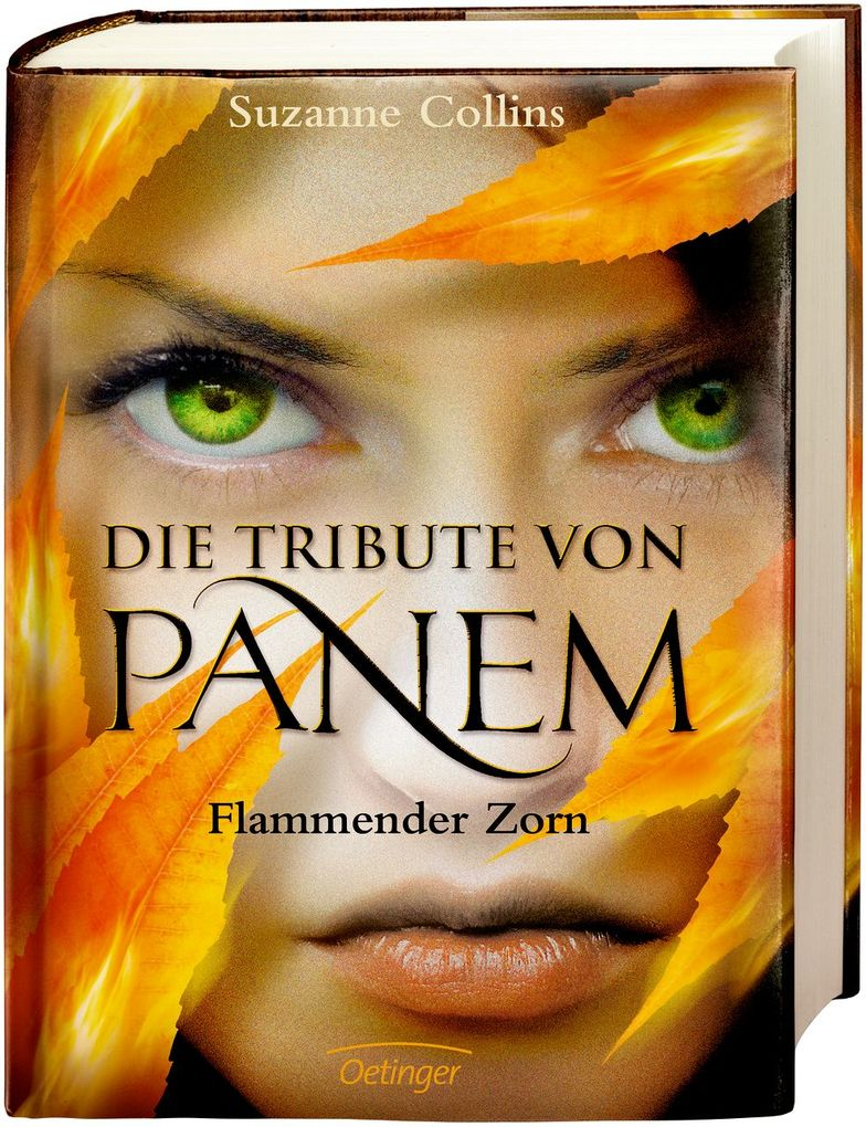 Die Tribute von Panem 3. Flammender Zorn als Buch