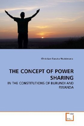 THE CONCEPT OF POWER SHARING als Buch von Chris...
