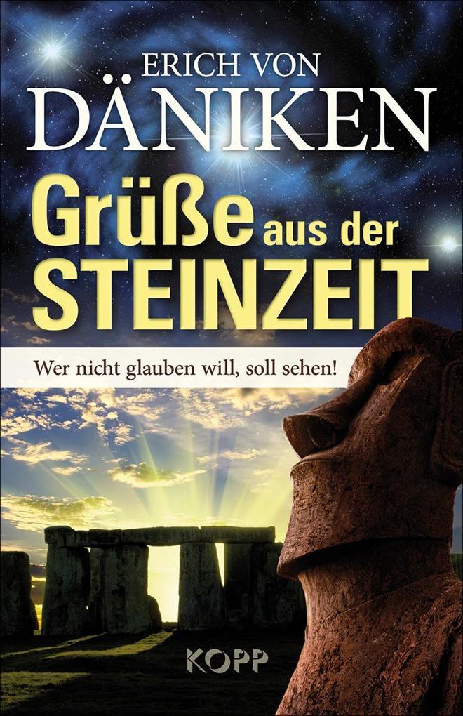 Grüße aus der Steinzeit als Buch
