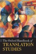 The Oxford Handbook of Translation Studies