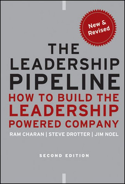 The Leadership Pipeline als Buch von Ram Charan...
