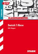 Klassenarbeiten und Tests für G8 Deutsch 7. Klasse