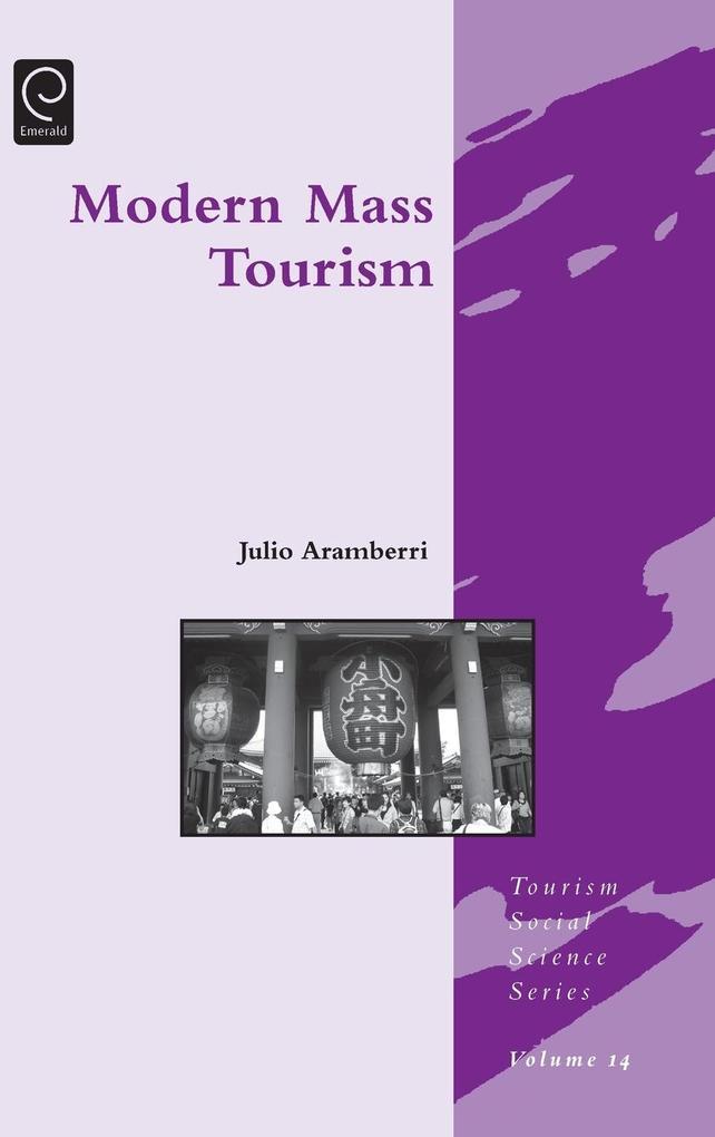 Modern Mass Tourism als Buch von