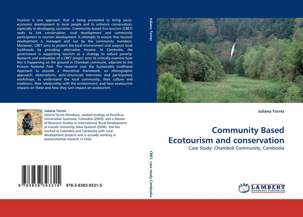 Community Based Ecotourism and conservation als...