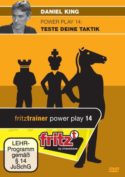 Power Play 14: Teste Deine Taktik