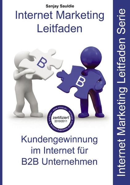 Internet Marketing B2B als Buch von Sanjay Sauldie