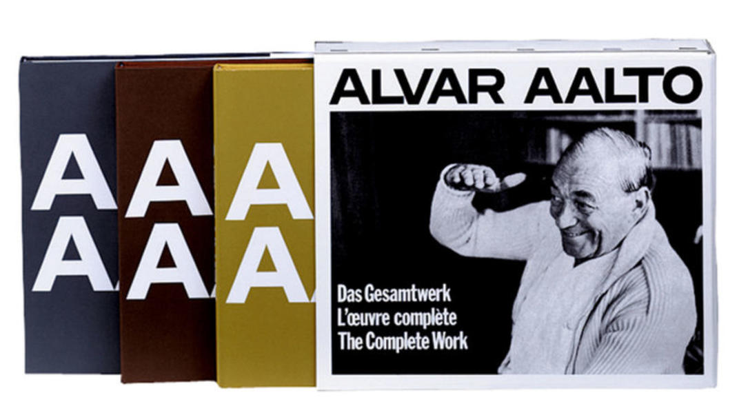 Alvar Aalto - Das Gesamtwerk / L'oeuvre complète / The Complete Work als Buch