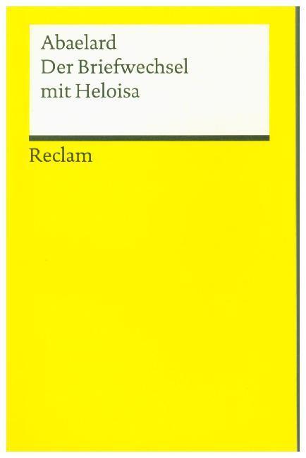 Der Briefwechsel mit Heloisa als Taschenbuch